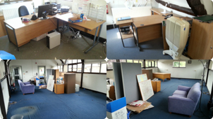 Office Clearance – 16th century Building