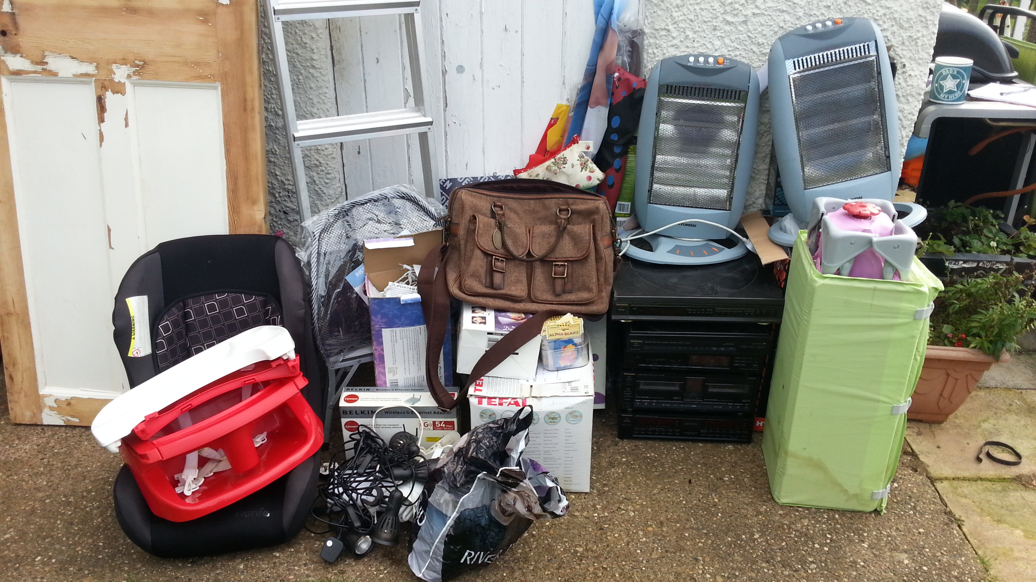 eBay House Clearance JobLot Ending 26th October