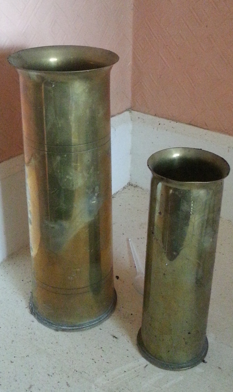 World War One Trench Art Discovered In House Clearance