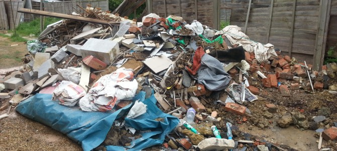 Garden Waste Clearance in Banbury
